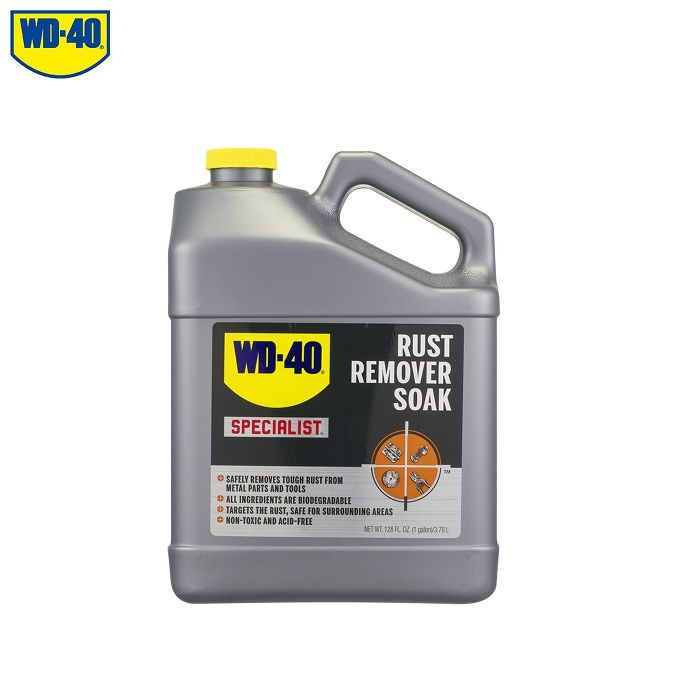 Wd 40 Rust Remover >> Wd 40 Specialist Rust Remover Soak 1 Gallon Tong Hin Machinery