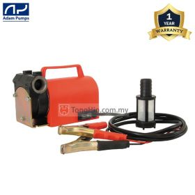 ADAM PUMPS KPT 12-40 Vane DC Battery Diesel Transfer Pump