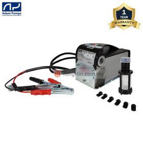 "ADAM PUMPS DC-Tech 40 Diesel Vane Electric Pump 3/4"""