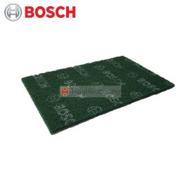 BOSCH Fleece Pad (Green) - Expert For Finish 152mm x 229mm 2608608214