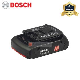 BOSCH 18V 1.3Ah Li-Ion Battery 2607336753