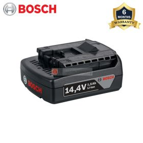 BOSCH 14.4V 1.5Ah Li-Ion Battery 2607336799