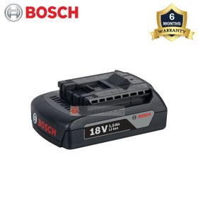 BOSCH 18V 1.5Ah Li-Ion Battery 2607336803