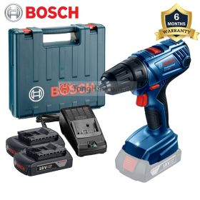 BOSCH GSR 180-LI Cordless Driver Drill 1/2 inch with 1.5Ah Battery & Charger