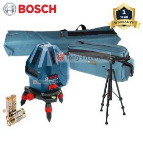 BOSCH GLL 5-50X Line Laser with Tripod BT150 0601063N81