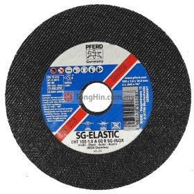 4'' PFERD Cutting Disc (100 x 1.0 mm A60R) (Inox) (For Stainless Steel)
