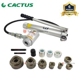 CACTUS SKP-4C Hydraulic Knockout Hole Puncher