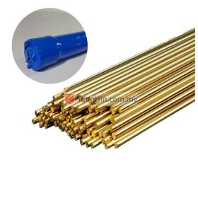 China Brass Welding Brazing Rod 2.5mm/3.0mm x 1 meter