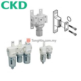 CKD B310-W T Type Bracket Set Compatible with 2000, 3000 Series