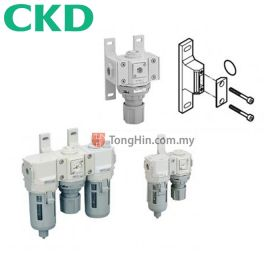 CKD B410-W T Type Bracket Set Compatible with 4000 Series