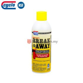CYCLO Break-Away C-10 Heavy Duty Fast Penetrating Oil 475ml