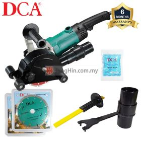 DCA AZR02-150 / Z1R-FF02-150 Groove Cutter 6 inch