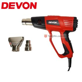 DEVON 7710-16-500 Professional Hot Air Heat Gun Blower 1800W