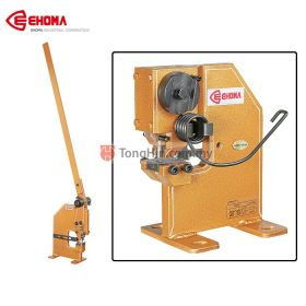 "EHOMA PR1006 Shear Hole Punch Machine 1/4"" Thickness 3/8"" Diameter"