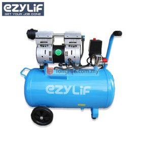 EZYLIF HED30T Ultra-Quiet Oil-less Industrial Air Compressor 30L