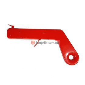 Red Welding Spark Ignition Lighter Flint Pistol Gun for Welding Torches