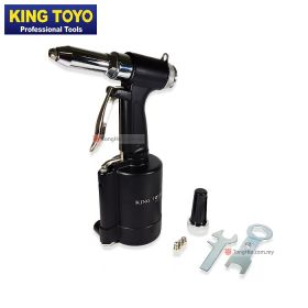 KINGTOYO KT-0168 Heavy Duty Air Hydraulic Riveter