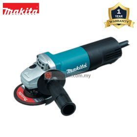"MAKITA 9556HPG Angle Grinder 4"" (100mm) with Paddle Switch"