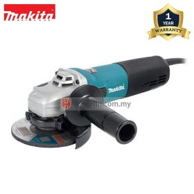 "MAKITA 9558HPG Angle Grinder 5"" (125mm) with Paddle Switch"