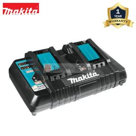 MAKITA DC18RD 18V LXT Lithium-Ion Dual Port Rapid Optimum Charger