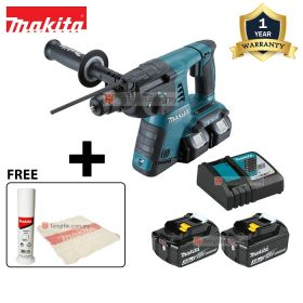 MAKITA DHR263RF4 18V Cordless Rotary Hammer 1 inch with 3.0Ah Battery & Charger