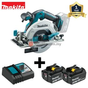 MAKITA DHS680RFJ 18V Cordless Circular Saw 165mm (6-1/2 inch) with 3.0Ah Battery & Charger