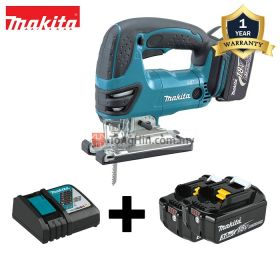 MAKITA DJV180RFE 18V Cordless Jig Saw 1 Inch with 3.0Ah Battery & Charger