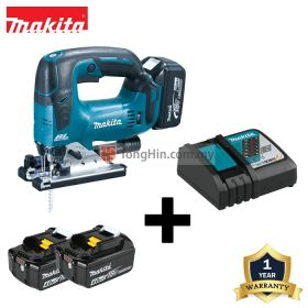 MAKITA DJV182RME 18V Cordless Jig Saw 1 Inch With 4.0Ah Battery & Charger