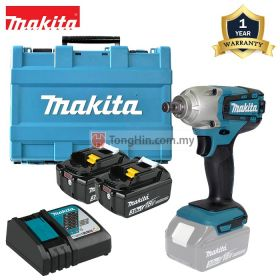 MAKITA DTW190RFE 18V Cordless Impact Wrench 12.7mm (1/2 inch) with 3.0Ah Battery & Charger