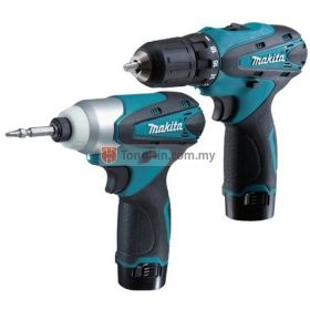 Makita 12V Combo Kit LCT 204