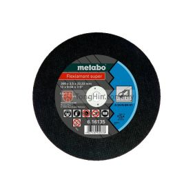 "METABO 12"" Cut-Off Disc 300 x 3.5 x 20mm Steel Flexiamant Super 6.16136.000"