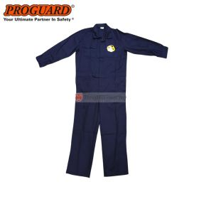 PROGUARD CCNB Cotton Overall Navy Blue
