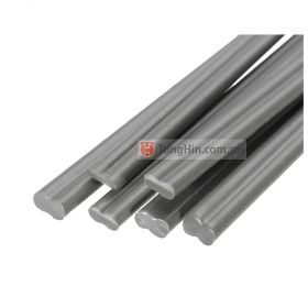 Industrial Grade Round Double Type PVC Plastic Welding Filler Rod 1 Meter (kg)