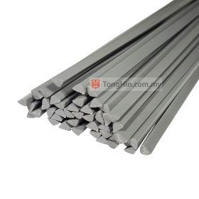 Industrial Grade Triangle PVC Plastic Welding Filler Rod 1 Meter