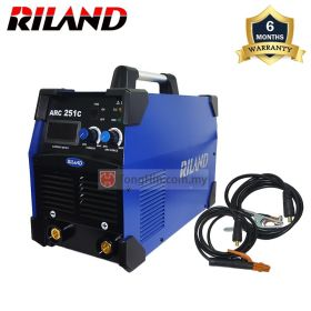 RILAND ARC 251C Welding Machine with Accessory