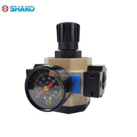 "SHAKO UR-06 FRL Air Filter Regulator 3/4"""