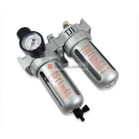 TJE FRL-4000 FRL Air Filter and Regulator 1/2""