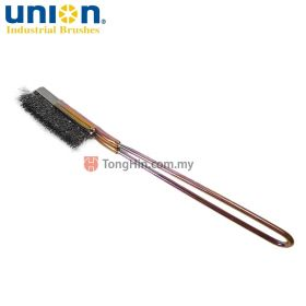 UNION HI-11 Universal Hand Wire Brush Steel 0.2mm x 210mm