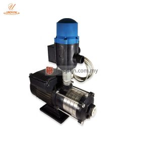 """UNOFLOW HS2-50AP Multi-stage Stainless Steel Centrifugal Water Pump 1"""""""