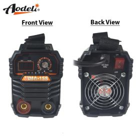 AODELI MMA-158 Inverter Welding Machine with Accessories