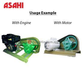 """ASAHI MB-1-1/2C Gear Wheel Pump 1-1/2"""""""