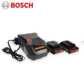 BOSCH Starter Kit AL1860CV & 18V 2.0Ah Battery 1600A001AZ