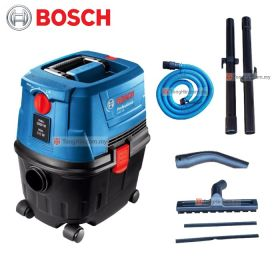 BOSCH GAS 15 Wet & Dry & Blow Vacuum Cleaner 06019E50L0
