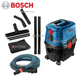 BOSCH GAS 15 PS Wet & Dry & Blow Vacuum Cleaner 06019E51L0