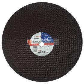 16'' Bosch Cutting Disc 2608 600 428 (405 x 3.6 x 25.4 mm A30R BF)