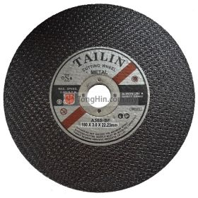 "TAILIN 7"" Cut-Off Disc 180 x 3.0 x 22.23mm Metal"
