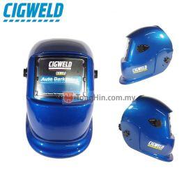 CIGWELD 454305 Auto Darkening Welding Helmet Hybrid