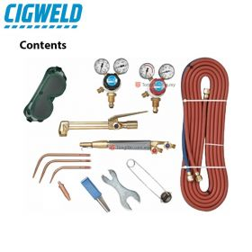 CIGWELD Cutskill Tradesman Cutting & Welding Kit with Box