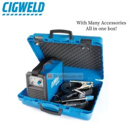 CIGWELD Weldskill 170 Inverter Portable ARC Welding Machine with Box