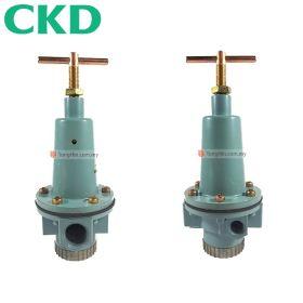 "CKD A2001-4C-H FRL High Pressure Air Filter Regulator 1/2"""